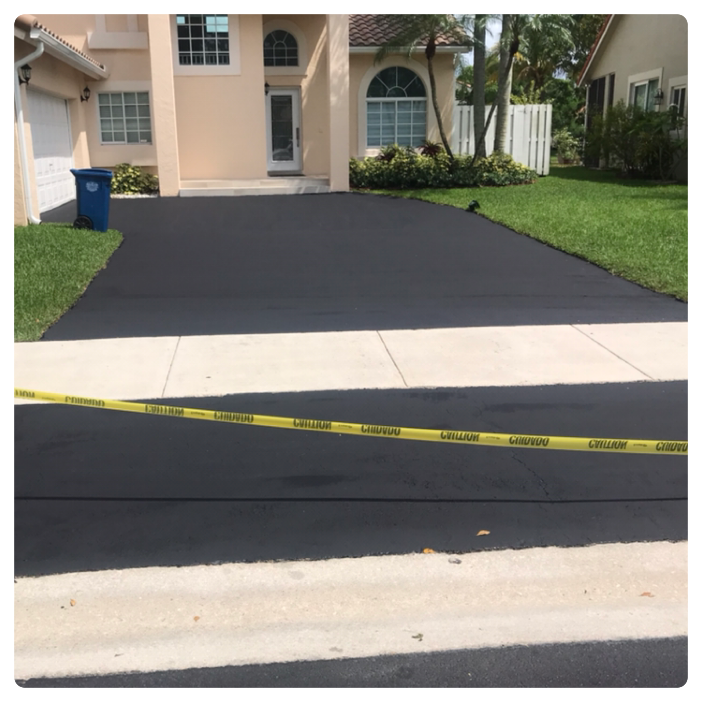 Blacktop Sealing